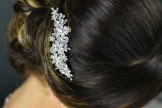 Bridal Hair Comb TLH3014 by Twilight