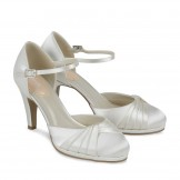Ivory Wedding Shoes Paradox Pink Allure