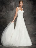 Bridal Gown Ella Rosa 263 Private Label by G