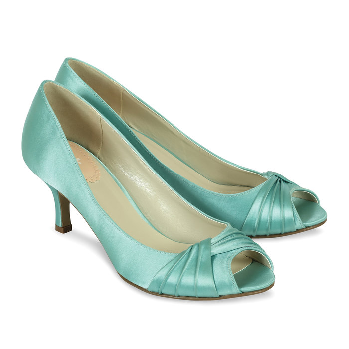 mint green occasion shoes paradox pink