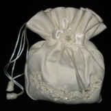 Satin Dolly Bag JEBAG002 Bridal Bag