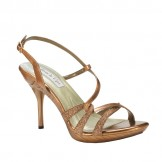 Bronze Evening Shoes Fortuna 289