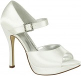 Belle by Paradox MONTANA Wedding Shoes Dyeable Bridal Shoes