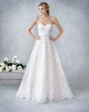 Bridal Gown Ella Rosa BE421 by Kenneth Winston