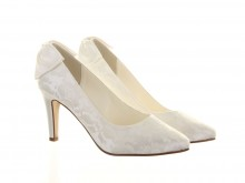 Else Ivory Bridal Shoes Porto