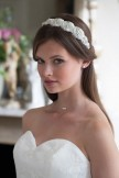 Rainbow Club Headdress Campion Bridal Tiara Headband