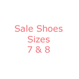 Sale Shoes Sizes 7 & 8