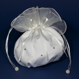 Diamante Satin Dolly Bag LD15 (Linzi Jay)
