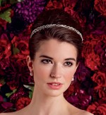 Rainbow Club Bridal Tiara Sweetpea