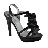 Ivy Black by Dyeables - Bridesmaid, Prom or Evening Shoes
