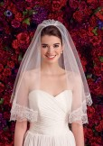 Rainbow Club Empress Ivory Tulle Bridal Veil