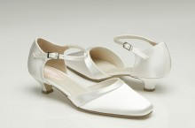 Polka by Pink from Paradox Cheap Wedding Shoes