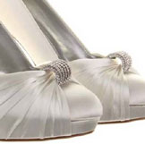 Closed Toe Wedding Shoes