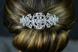 Diamante Hair Comb TLH3013