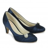 Navy Occasion Shoes Paradox Pink Harmony