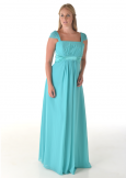 Linzi Jay Bridesmaid Dress EN328 in Tiffany Blue