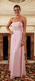 Kiss the Frog Style 1119 Chiffon Prom Bridesmaid or Evening Dress