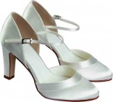 Else Dolcetto Dyeable Wedding Shoes NEW