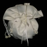 Satin Dolly Bag JEBAG003 Bridal Bag