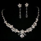Twilight Designs Pearl Bridal Jewellery Set TLS1532