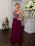 Prom Frocks PF9262 Blackcurrant Prom Dress or Evening Gown