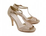 Perfect Occasion Shoes Perla Gold