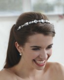 Rainbow Club Wedding Headdress Coronation Bridal Tiara