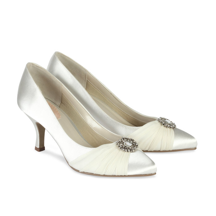 paradox pink splendour wedding shoes the wedding boutique