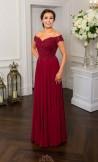 Prom Frocks PF9520 Berry Prom Dress or Evening Gown