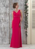 Bridesmaid Dress Linzi Jay EN317 Watermelon
