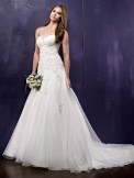 Bridal Gown Ella Rosa 216 Private Label by G