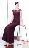 Colour by Kenneth Winston Bridesmaid Dress 5226 Lace Long or Short