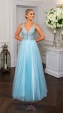 Prom Frocks PF9668 Blue Prom Dress or Ball Gown