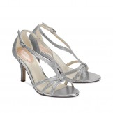 Paradox Pink Silver Wedding Shoes Vibrant