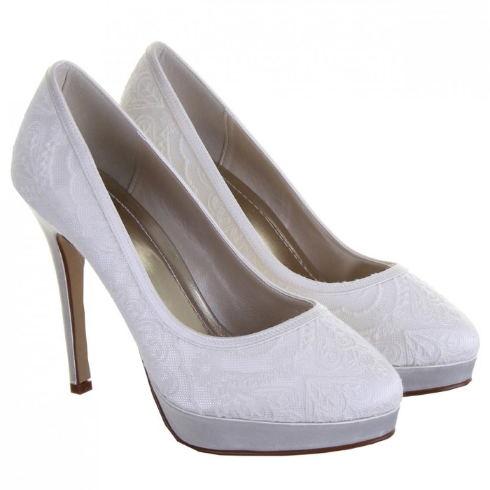 Wedding Shoes Australia: Rainbow Club Dyeable Bridal Shoes