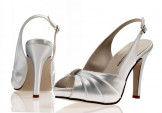 NIKKITA Bridal Shoes by Pure and Precious