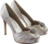 Rainbow Couture Allora Bridal Shoes