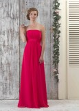 Bridesmaid Dress EN327 Watermelon