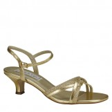 Melanie 897 Gold by Touch Ups (size UK 10W) CLEARANCE SALE