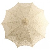 Emma Parasol - Antique Ivory