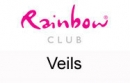 Rainbow Club Veils