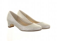 Rainbow Club Childrens Bridesmaid or Communion Shoes Sasha