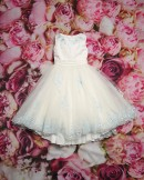 Flower Girl Bridesmaid Dress Emma 12426