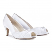 Dariela Wide fit Bridal Shoe