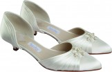 Rainbow Couture Delano Dyeable Wedding Shoes NEW