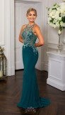 Prom Frocks PF9467 Dark Green Prom Dress or Evening Gown