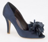 Lotus Lemana Navy Evening or Occasion Shoes NEW
