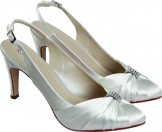 Rainbow Club Marilyn Dyeable Wedding Shoes NEW