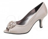 Claudia Z023 Taupe shoes by Lexus
