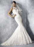 White One by Pronovias Jorgina